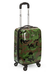 Rockland 20-in. Polycarbonate/ABS Carry On Luggage