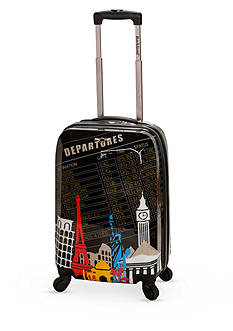 Rockland 20-in. Polycarbonate Carry On Departure