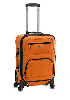 Rockland Pasadena 19-in. Expandable Spinner Carry On