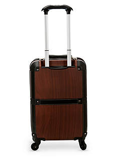 Rockland Stage Coach 20-in. Rolling Trunk