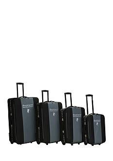 4 Piece Rockland Polo Equipment Set - Black