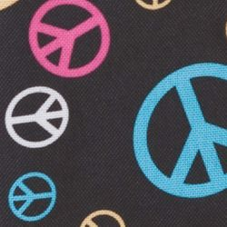 Blue Luggage: Peace Rockland 19-in. Tote Bag