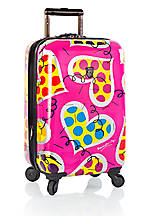 Britto Hardside Hearts Carnival 21-in. Spinner