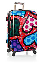 Britto Hardside Hearts Carnival 26-in. Spinner