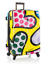 Britto Hardside Hearts Carnival 30-in. Spinner