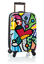 Britto Hardside Butterfly Love 21-in. Spinner