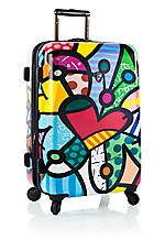 Britto Hardside Butterfly Love 26-in. Spinner