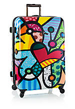 Britto Hardside Butterfly Love 30-in. Spinner