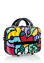 Britto Hardside Butterfly Love 9-in. Beauty Case