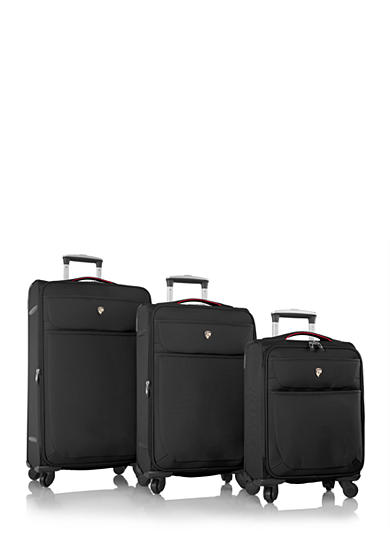 Heys Argus Spinner Luggage Collection - Black