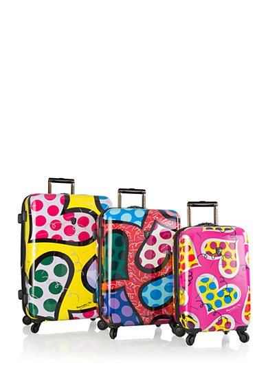 Heys Britto Hardside Hearts Carnival Luggage Collection