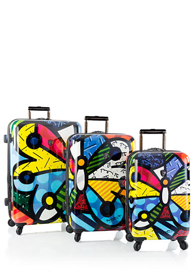Heys Britto Hardside Butterfly Luggage Collection