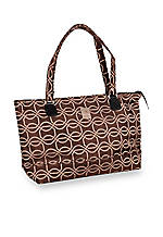Links Brown Computer Tote