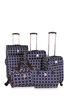 Jenni Chan™ Aria Park Ave Luggage Collection Navy