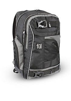 ful Apex Backpack - Black