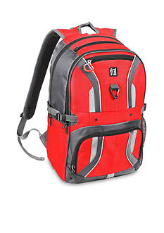 ful Momentor Backpack Red/Gray