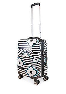 ful 28-in. Floral Hardside Spinner Upright Luggage