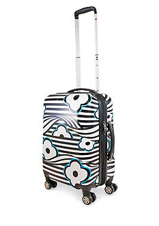 ful 20-in. Floral Hardside Spinner Upright Luggage