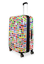 28-in. Flags Hardside Spinner Upright Luggage