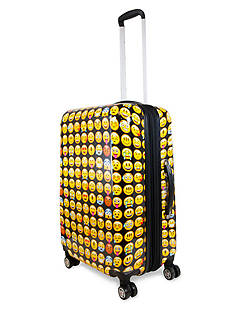 ful 28-in. Emoji Hardside Upright Spinner Upright Luggage