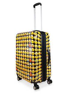 ful 24-in. Emoji Hardside Upright Spinner Upright Luggage