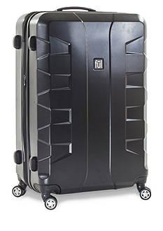 ful Laguna Series Hard Case Large Expandable Spinner Upright Luggage