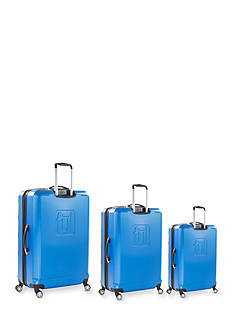 ful Three Piece Laguna Series Hard Case Spinner Upright Luggage