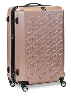 ful Sunglasses Hard Case 21 Inch Expandable Spinner Upright Luggage