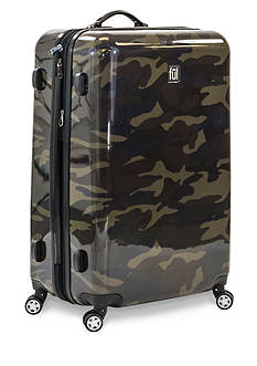 ful® Ridgeline Hard Case Expandable Spinner Upright Luggage