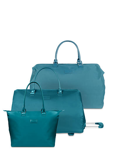 Lipault Luggage Collection - Duck Blue