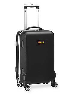 Denco Arizona State 20-in. 8 wheel ABS Plastic Hardsided Carry-on