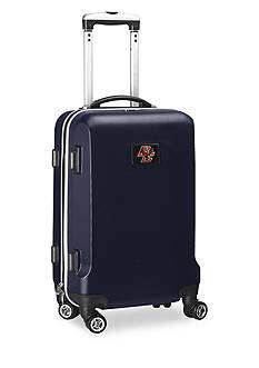 Denco Boston College 20-in. 8 wheel ABS Plastic Hardsided Carry-on