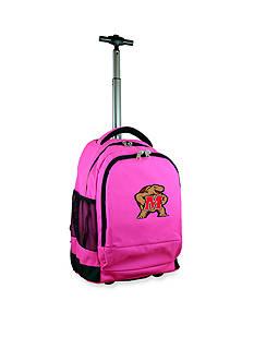 Mojo Maryland Premium Wheeled Backpack