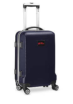 Denco Mississippi 20-in. 8 wheel ABS Plastic Hardsided Carry-on