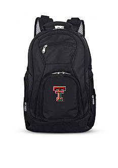 Denco Texas Tech Premium 19-in. Laptop Backpack