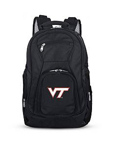 Denco Virginia Tech Premium 19-in. Laptop Backpack