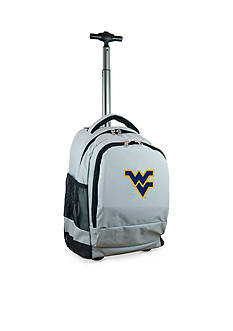 Mojo West Virginia Premium Wheeled Backpack