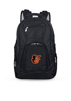 Denco Baltimore Orioles Premium 19-in. Laptop Backpack