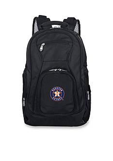 Denco Houston Astros Premium 19-in. Laptop Backpack