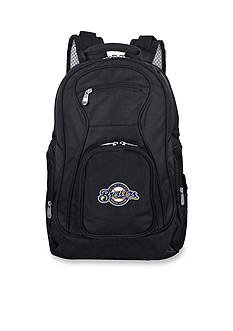 Denco Milwaukee Brewers Premium 19-in. Laptop Backpack