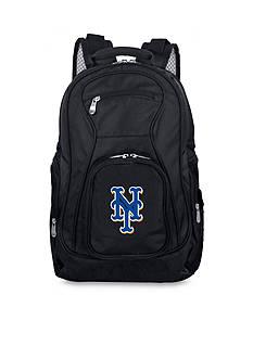 Denco New York Mets Premium 19-in. Laptop Backpack