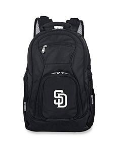 Denco San Diego Padres Premium 19 Laptop Backpack