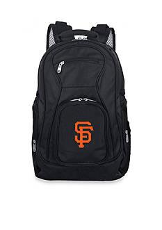Denco San Francisco Giants Premium 19-in. Laptop Backpack