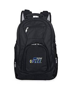 Denco Utah Jazz Premium 19-in. Laptop Backpack