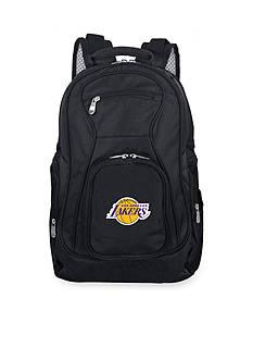 Denco Los Angeles Lakers Premium 19-in. Laptop Backpack