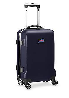 Denco Buffalo Bills 20-in. 8 wheel ABS Plastic Hardsided Carry-on