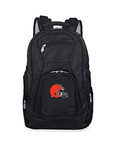 Denco Cleveland Browns Premium 19-in. Laptop Backpack