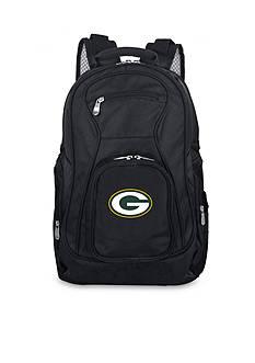 Denco Green Bay Packers Premium 19-in. Laptop Backpack