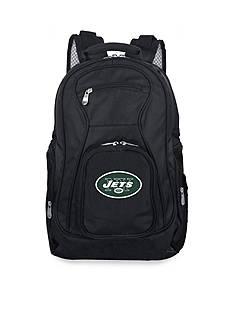 Denco New York Jets Premium 19-in. Laptop Backpack