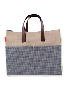 CB STATION Book Tote Jute